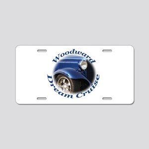 Woodward Dream Cruise Aluminum License Plate