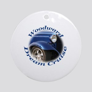 Woodward Dream Cruise Ornament (Round)