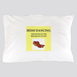 irish dancing Pillow Case