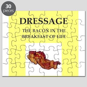 dressage Puzzle