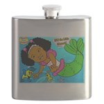 Ezo the Little Mermaid Flask