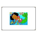 Ezo the Little Mermaid Banner