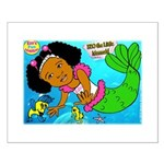 Ezo the Little Mermaid Small Poster