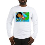 Ezo the Little Mermaid Long Sleeve T-Shirt