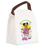 Ezo Fun Adventures Canvas Lunch Bag
