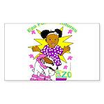 Ezo Fun Adventures Sticker (Rectangle 50 pk)