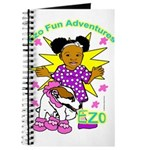 Ezo Fun Adventures Journal