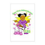 Ezo Fun Adventures Mini Poster Print