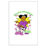 Ezo Fun Adventures Large Poster