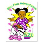 Ezo Fun Adventures Small Poster