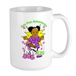 Ezo Fun Adventures Large Mug