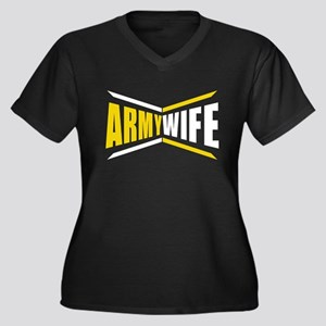 Army Wife Plus Size T-Shirt