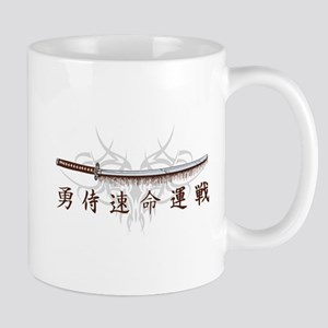 Samurai Honor Mug