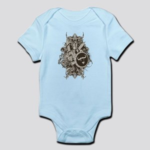 Immortal Warrior Infant Bodysuit
