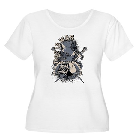 This is War Women's Plus Size Scoop Neck T-Shirt
