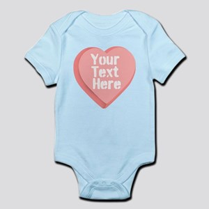 Candy Heart Body Suit