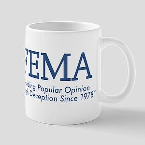 FEMA Popular Opinion Mug