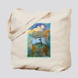 tree ! tree of life, art! Tote Bag