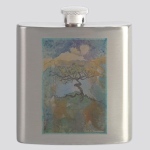 tree ! tree of life, art! Flask
