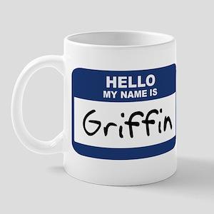 Hello: Griffin Mug