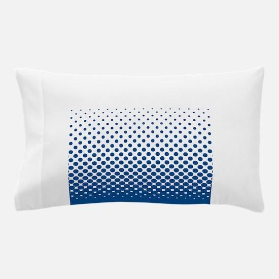 Cute Modern halftone Pillow Case