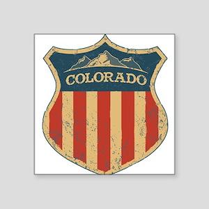 Colorado Shield Sticker