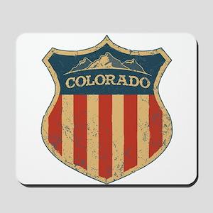 Colorado Shield Mousepad