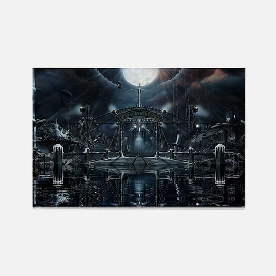Nightwish- Imaginaerum Rectangle Magnet