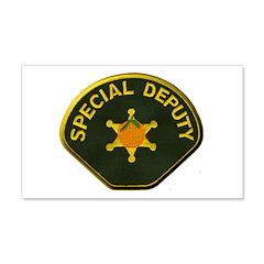 Orange County Special Deputy Sheriff Wall Decal