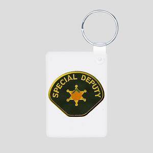 Orange County Special Deputy Sheriff Keychains