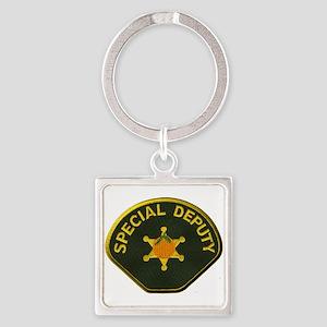 Orange County Special Deputy Sheriff Square Keycha