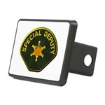 Orange County Special Deputy Sheriff Hitch Cover
