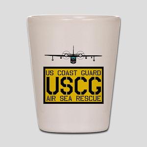 USCG Albatros Shot Glass
