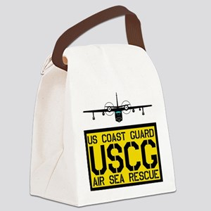 USCG Albatros Canvas Lunch Bag