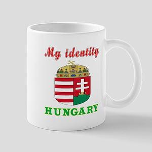 My Identity Hungary Mug