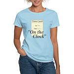 On The Clock Women's Light T-Shirt