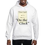 On The Clock Hooded Sweatshirt