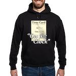 On The Clock Hoodie (dark)