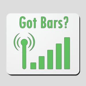 Got Bars? Mousepad