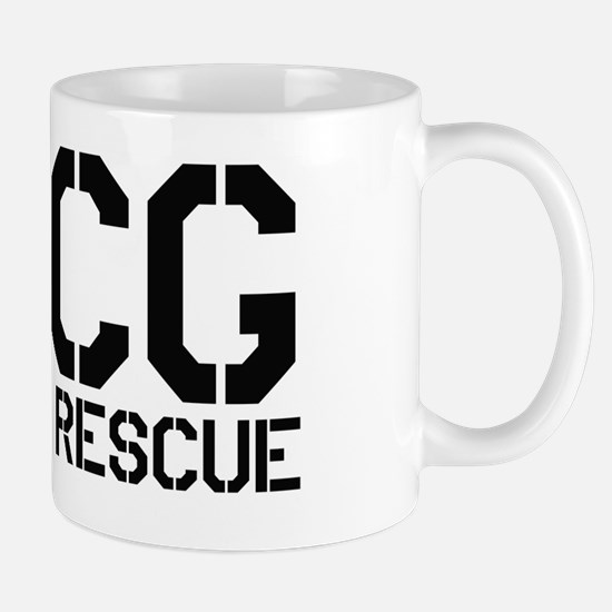 USCG POCKET FLAP.gif Mug