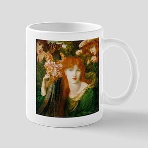 Ghirlandata by Rossetti Mug