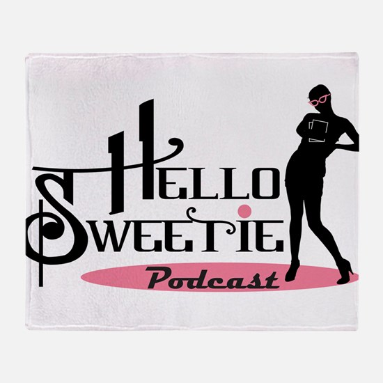 Podcast Throw Blanket