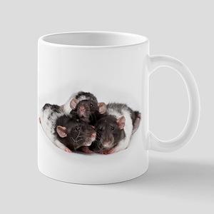 Rat Triplets Mug