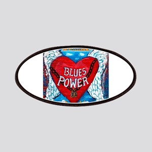 Blues Power Patches
