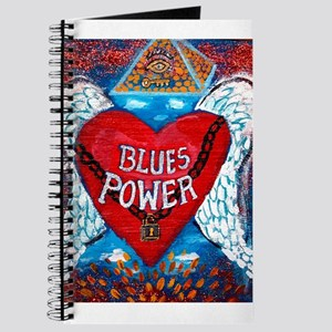 Blues Power Journal