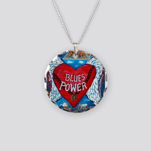 Blues Power Necklace