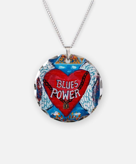 Blues Power Necklace