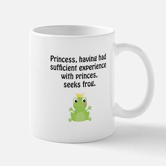 Princess Frog Mug