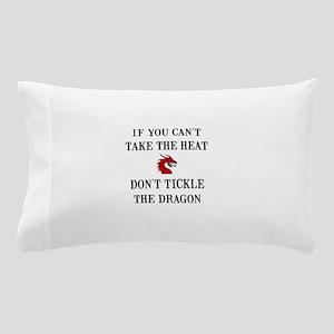 Tickle The Dragon Pillow Case