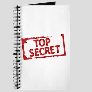 Top Secret Stamp Journal